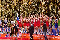 2013 Volleyball European Championship Final Parken Copenhagen Denmark