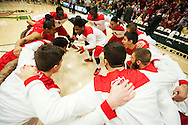 The America East semi final men's basketball game between the Stony Brook Seawolves and the Vermont Catamounts at Patrick Gym on Sunday afternoon March 8, 2014 in Burlington, Vermont.