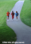 Outdoor recreation, Running for Exercise, Couples Run Together, York Co., Parks Running Trails