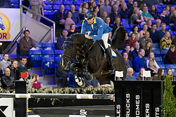 Ahlmann Christian, GER, Dominator 2000 Z<br /> Jumping Mechelen 2018<br /> © Hippo Foto - Sharon Vandeput<br /> 30/12/18