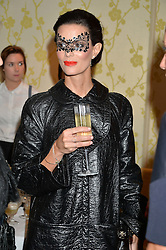 HEDVIG OPSHAUG at the Bumpkin Halloween Dinner hosted by Marissa Hermer held at Bumpkin, 119 Sydney Street, London on 23rd October 2014.