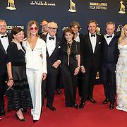 NLD/Utrecht/20160930 - inloop NFF 2016 L'OR Gouden Kalveren Gala, cast de Helleveeg