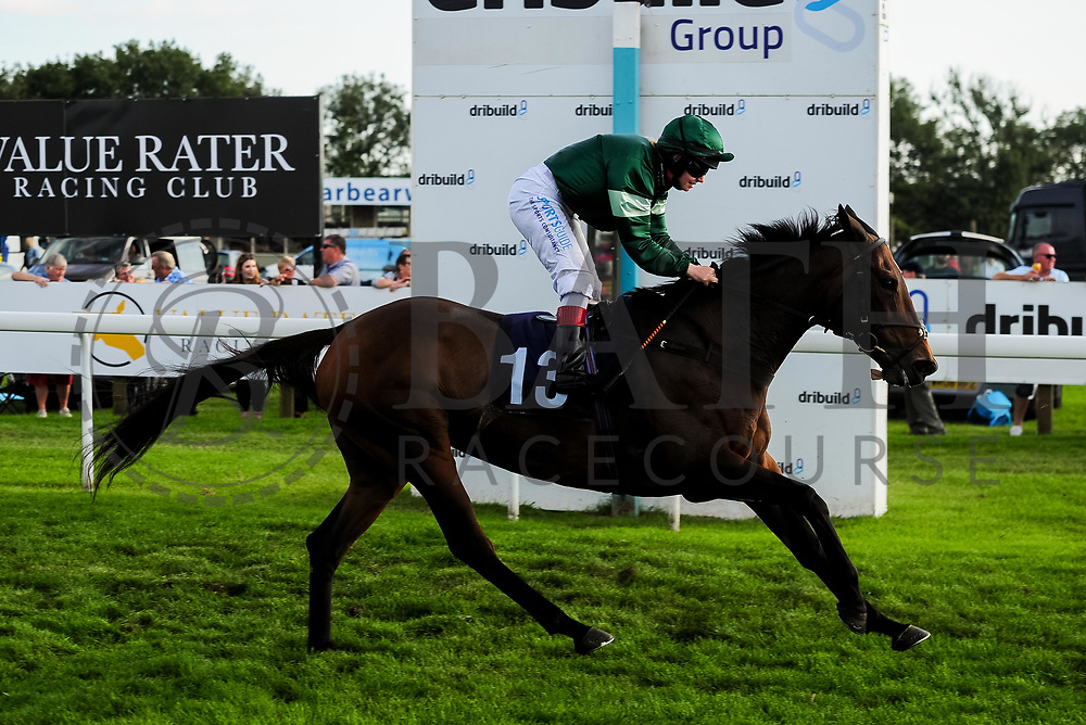 Lady Natasha ridden by Sophie Ralston and trained by James Grassick in the Visit Valuerater.Co.Uk Nursery Handicap race.  - Ryan Hiscott/JMP - 15/09/2019 - PR - Bath Racecourse - Bath, England - Race Meeting at Bath Racecourse