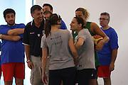 DESCRIZIONE : Alba Adriatica Nazionale Femminile Allenamento con i ragazzi di Special Crabs<br /> GIOCATORE : Mariangela Cirone<br /> SQUADRA : Nazionale Italia Donne<br /> EVENTO : Raduno Collegiale Nazionale Femminile <br /> GARA : <br /> DATA : 23/05/2009 <br /> CATEGORIA : <br /> SPORT : Pallacanestro <br /> AUTORE : Agenzia Ciamillo-Castoria/C.De Massis