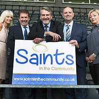 Saints In The Community Launch