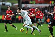 231212 Swansea city v Manchester Utd