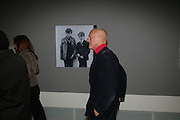 Lord Foster, How We Are- Photographing Britian. Opening at the Tate. Millbank. 21 May 2007.  -DO NOT ARCHIVE-© Copyright Photograph by Dafydd Jones. 248 Clapham Rd. London SW9 0PZ. Tel 0207 820 0771. www.dafjones.com.
