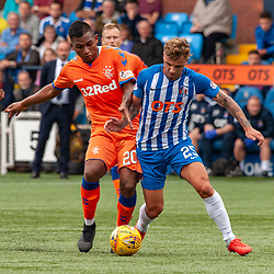 Kilmarnock v Rangers, Betfred Cup, 19 August 2018
