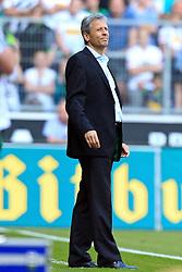 24.09.2011,  BorussiaPark, Mönchengladbach, GER, 1.FBL, Borussia Mönchengladbach vs 1. FC Nuernberg, im Bild.Lucien Favre (Trainer Mönchengladbach)..// during the 1.FBL, Borussia Mönchengladbach vs 1. FC Kaiserslautern on 2011/09/24, BorussiaPark, Mönchengladbach, Germany. EXPA Pictures © 2011, PhotoCredit: EXPA/ nph/  Mueller *** Local Caption ***       ****** out of GER / CRO  / BEL ******