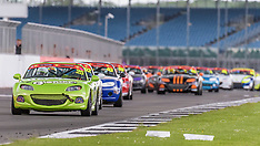 BRSCC MX-5 SuperCup 2017 - Silverstone