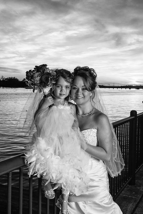 Kendall Bridal Portrait | Washington NC Photographers