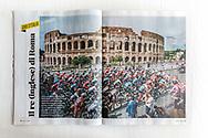Giro d'Italia 2018, Sportweek RCS. SportWeek_N_22_02_Giugno_2018 pag2<br /> <br /> 101st Giro d'Italia (2.UWT) 2018