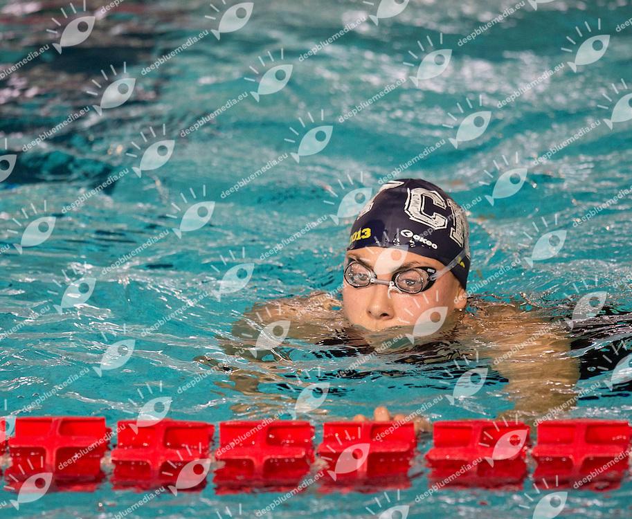 CIRILLO NicoleCentro Nuoto Torino<br /> 1500m stile libero donne batterie<br /> Campionati Italiani Assoluti Nuoto Primaverili<br /> Riccione  Italy 8 - 12/04/2013<br /> Day 02<br /> Photo Diego Montano/Deepbluemedia/Insidefoto