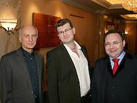 Jazz Summers, James Sellar and Jonathan Shalit