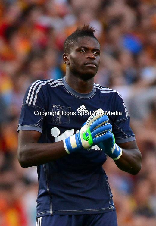 Brice Samba - 24.07.2013 - Lens / Marseille - Match Amical -<br /> Photo: Dave Winter / Icon Sport