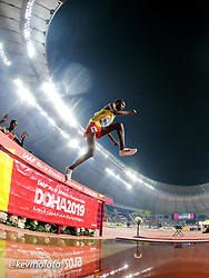 2019 IAAF World Athletics Championships held in Doha, Qatar from September 27- October 6<br /> Day 5 Ethiopia