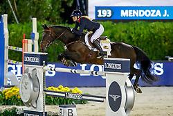 Mendoza Jessica, GBR, Spirit T<br /> Furusiyya FEI Nations Cup Jumping Final - Barcelona 2016<br /> © Hippo Foto - Dirk Caremans<br /> 24/09/16