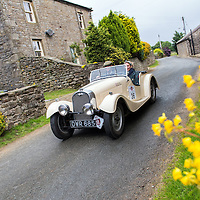Car 36 Simon Parson / Jess Parson