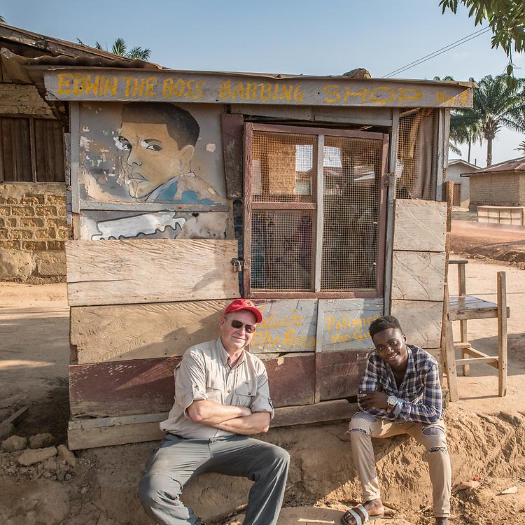 Ganta, Liberia