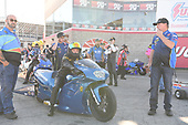 Pro Stock Bike