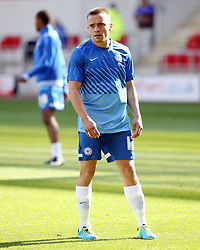 Peterborough United's Paul Taylor - Photo mandatory by-line: Joe Dent/JMP - Tel: Mobile: 07966 386802 28/09/2013 - SPORT - FOOTBALL - New York Stadium - Rotherham - Rotherham United V Peterborough United - Sky Bet One