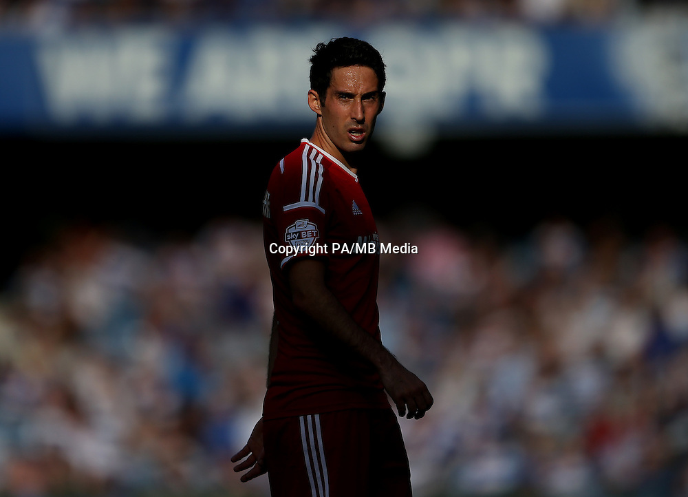 Cardiff City's Peter Whittingham