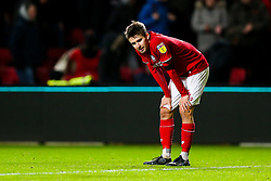 Adam Nagy of Bristol City looks dejected after a 1-2 loss - Rogan/JMP - 10/12/2019 - Ashton Gate Stadium - Bristol, England - Bristol City v Milwall FC - Sky Bet Championship.