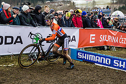 Cyclo-cross World Championships Tabor, Czech Republic, 1 February 2015, Photo by Thomas van Bracht / PelotonPhotos.com