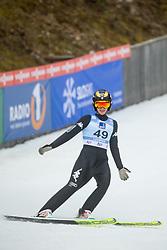 MALSINER Lara (ITA) during second round on day 2 of  FIS Ski Jumping World Cup Ladies Ljubno 2020, on February 23th, 2020 in Ljubno ob Savinji, Ljubno ob Savinji, Slovenia. Photo by Matic Ritonja / Sportida