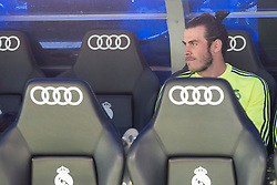 09.04.2016, Estadio Santiago Bernabeu, Madrid, ESP, Primera Division, Real Madrid vs SD Eibar, 32. Runde, im Bild Real Madrid's Gareth Bale // during the Spanish Primera Division 32th round match between Real Madrid and SD Eibar at the Estadio Santiago Bernabeu in Madrid, Spain on 2016/04/09. EXPA Pictures © 2016, PhotoCredit: EXPA/ Alterphotos/ Borja B.Hojas<br /> <br /> *****ATTENTION - OUT of ESP, SUI*****