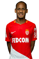 Fabinho during Photoshooting of Monaco for new season 2017/2018 on September 28, 2017 in Monaco, France. (Photo by Chateau/Asm/Icon Sport)