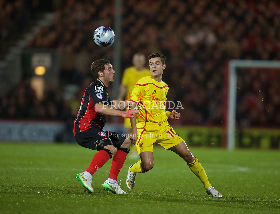 Bournemouth V Liverpool: Football League Cup