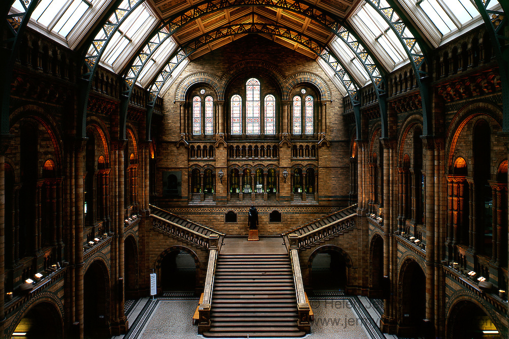 Natural History Museum, South Kensington