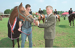 Winaar 6 jarige paarden Inter's Noilly Prat<br />