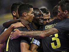 Juventus v Parma - 01 Sept 2018