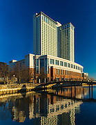 Marriott  Hotel Inner Harbor Baltimore Maryland