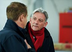 Scottish Labour leader Richard Leonard campaigns, Newbattle, 7 November 2019