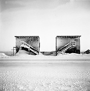 Barrow Alaska, photographed in March of 2012 Barrow 34 pages, features twelve black and white and four color images, archival pigment printing on Moab Entrada Bright, Hardbound in slipcase. Edition of ten with two artist's proofs. Signed and numbered. First copy $450, with price increases as edition is sold.