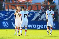 Joie Valere GERMAIN - 04.01.2014 - Nimes / Monaco - Coupe de France<br />Photo : Nicolas Guyonnet / Icon Sport