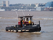 Although one of New York's smallest tug boats &quot;The Bronx&quot;  arrived too late to enter the race, it won &quot;The Little Toot&quot; award for best effort.<br /> The 2011 Great North River Tugboat Race and Competition