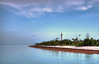 Lighthouse Point at Sanibel in Florida, this Lighthouse is an historical landmark in Sabiel.