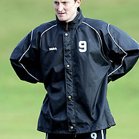 St Johnstone training...14.11.03<br />