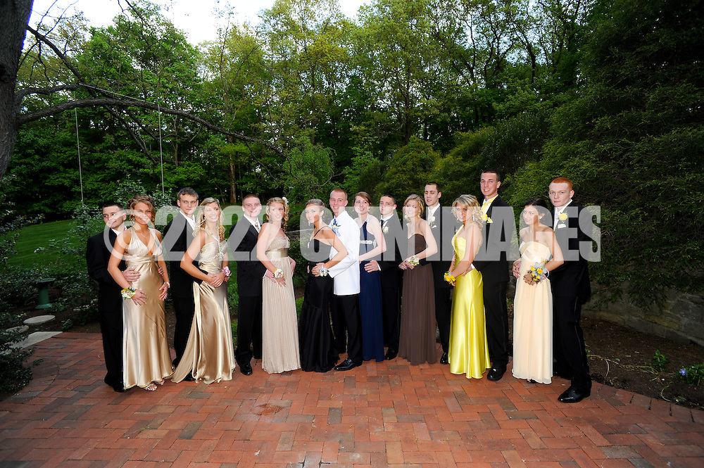 5/6/11-6:13:41 PM - DOYLESTOWN, PA - MAY 6:  Central Bucks West Pre-Prom Celebration - May 6, 2011 in Doylestown, Pennsylvania. (Photo by William Thomas Cain/Cain Images)