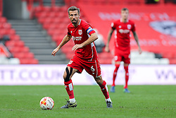 Gary O'Neil of Bristol City in action - Rogan Thomson/JMP - 22/10/2016 - FOOTBALL - Ashton Gate Stadium - Bristol, England - Bristol City v Blackburn Rovers - Sky Bet EFL Championship.