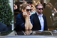 Celebs in Paris for Paris Fashion Week - 5 July 2017