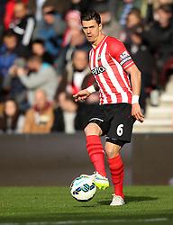 Southampton's Jose Fonte - Photo mandatory by-line: Robbie Stephenson/JMP - Mobile: 07966 386802 - 21/03/2015 - SPORT - Football - Southampton - ST Marys Stadium - Southampton v Burnley - Barclays Premier League