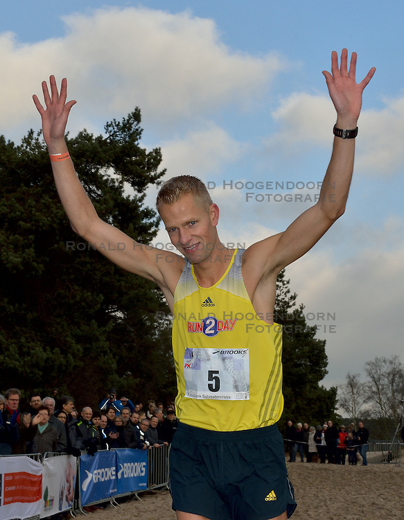 31-12-2014 NED: Rabobank Sylvestercross, Soest<br /> Roy Hoornweg