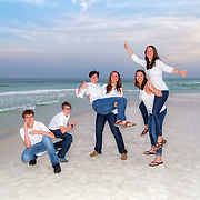 Wise Family Beach Photos