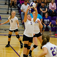 Berryville Jr. High Volleyball vs. Pea Ridge (09-15-15)