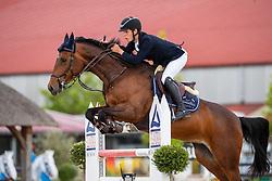 Nuytens Gilles, BEL, Halla van het Kluizebos<br /> Belgisch kampioenschap Young Riders - Azelhof - Lier 2019<br /> © Hippo Foto - Dirk Caremans<br /> 30/05/2019